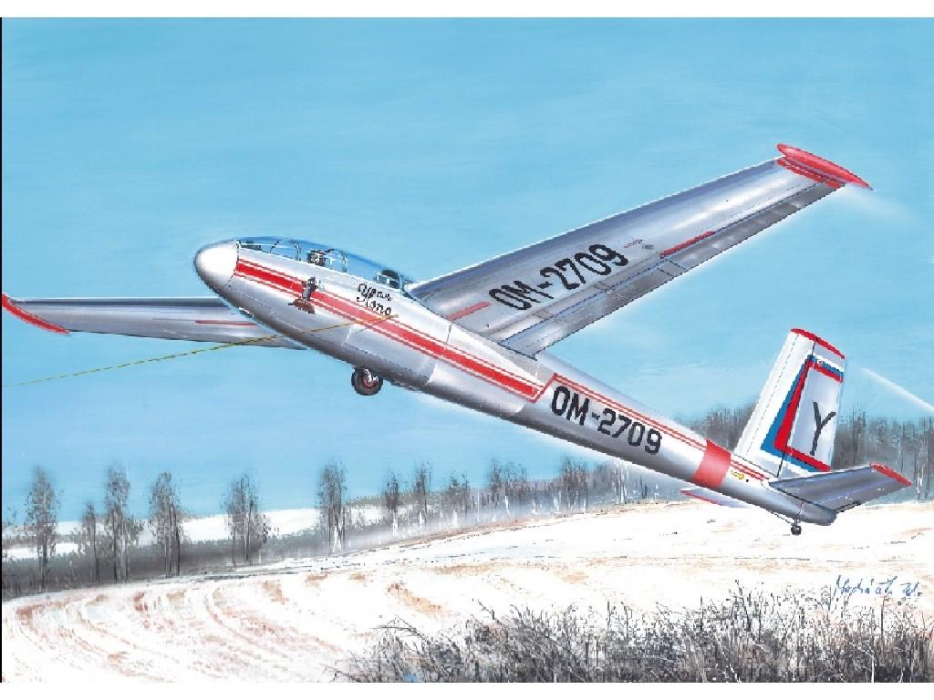 AKCE 1/72 Let L-13 Blaník