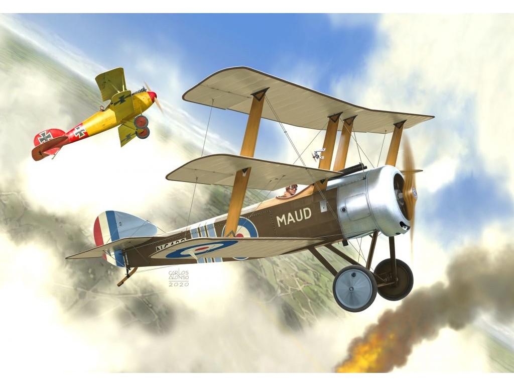 1/72 Sopwith Triplane Aces