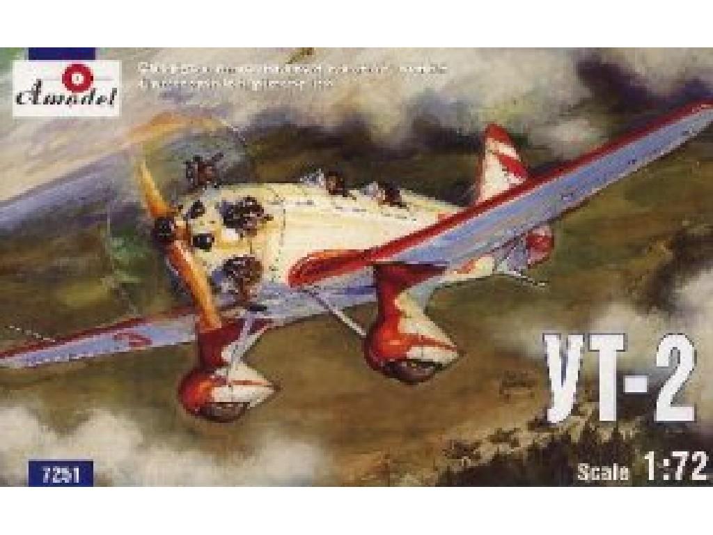 1/72 Yakovlev UT-2