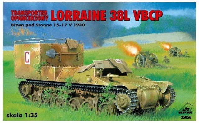 1/35 Lorraine 38L VBCP (1940)