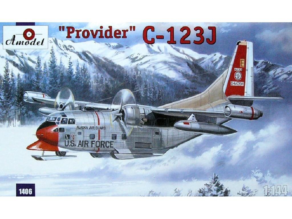 1/144 Plastikový model - Provider C-123J