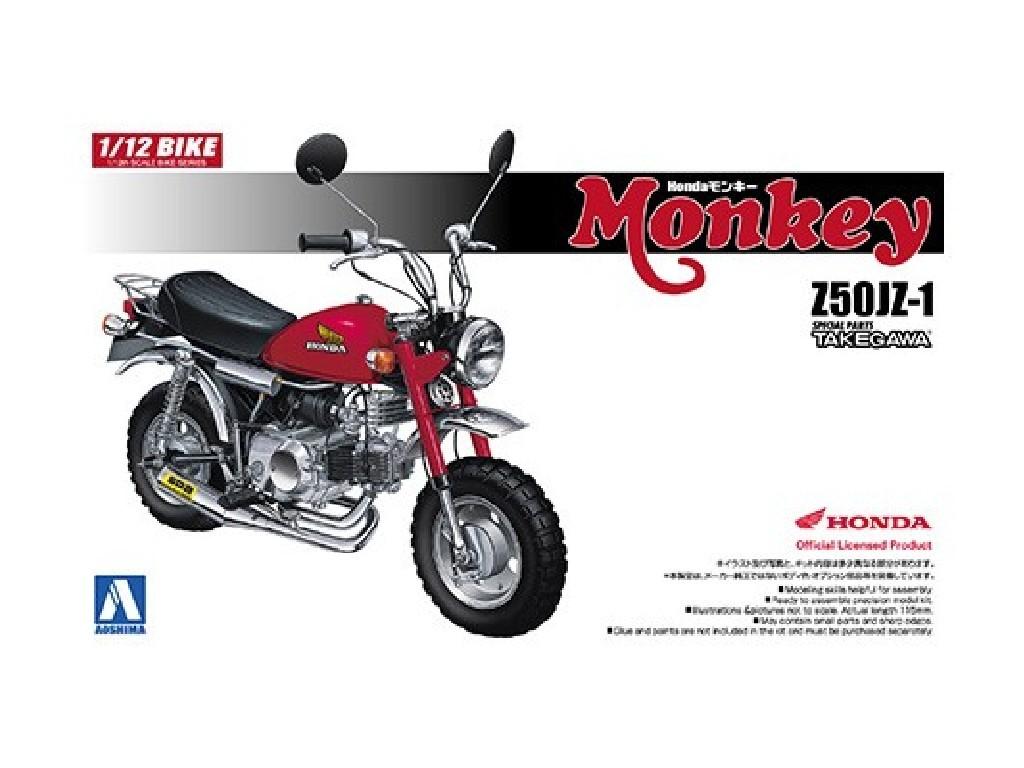 1/12 Honda Monkey