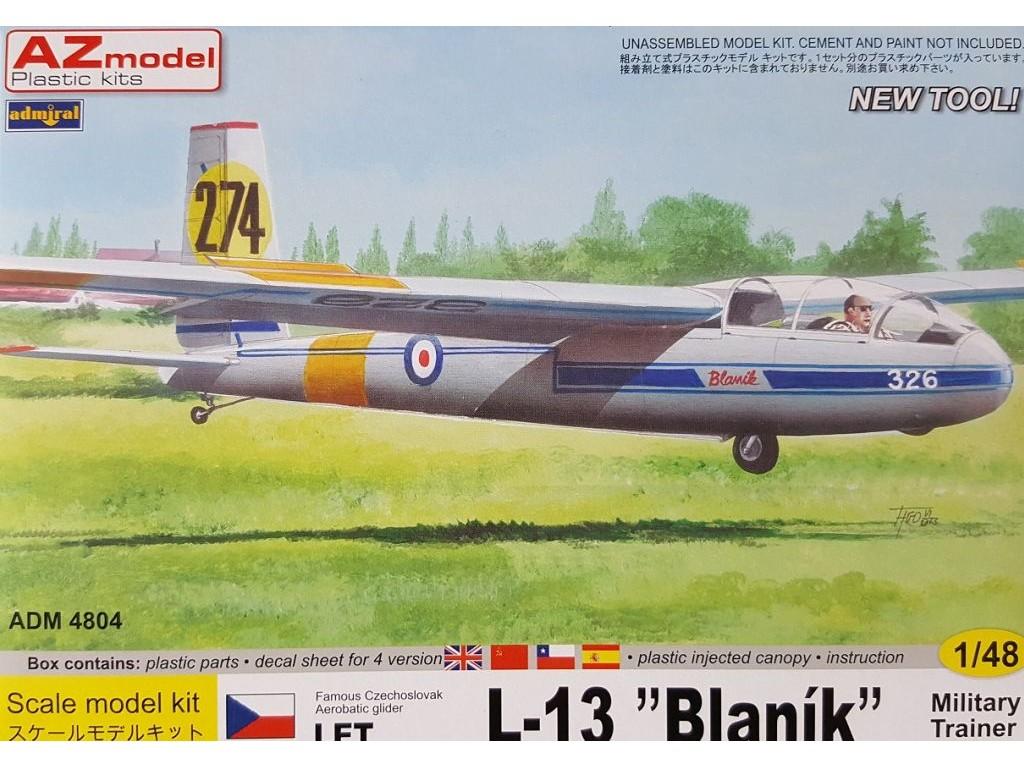 1/48 LET L-13 Blaník Military service