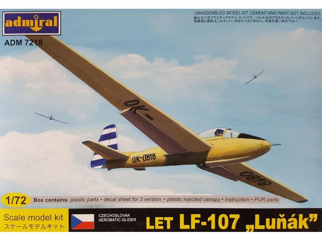 1/72 Letov LF-107 Luńák glider