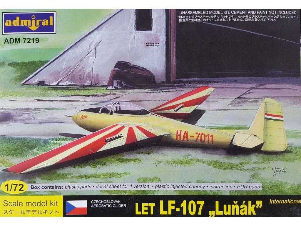 1/72 Letov LF-107 Luńak International