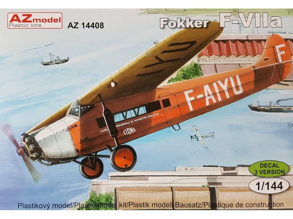 1/144 Fokker F-VIIa
