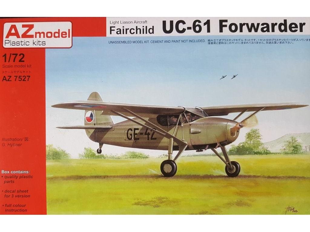1/72 Fairchild UC-61 Forwarder
