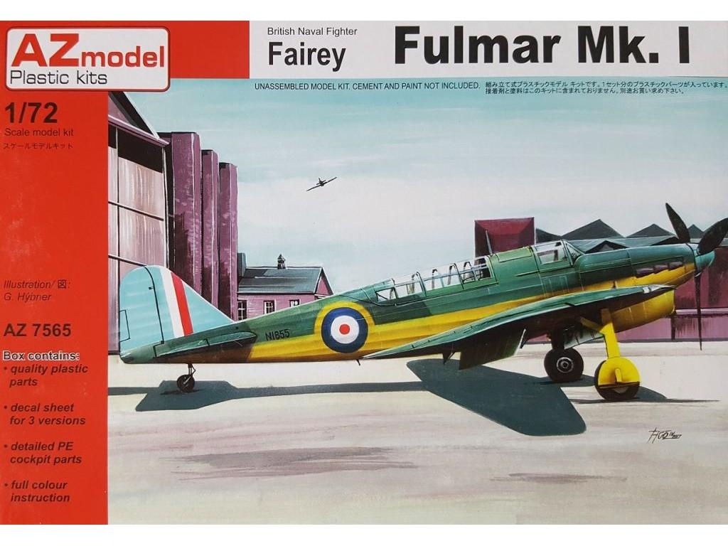 1/72 Fairey Fulmar Mk. I