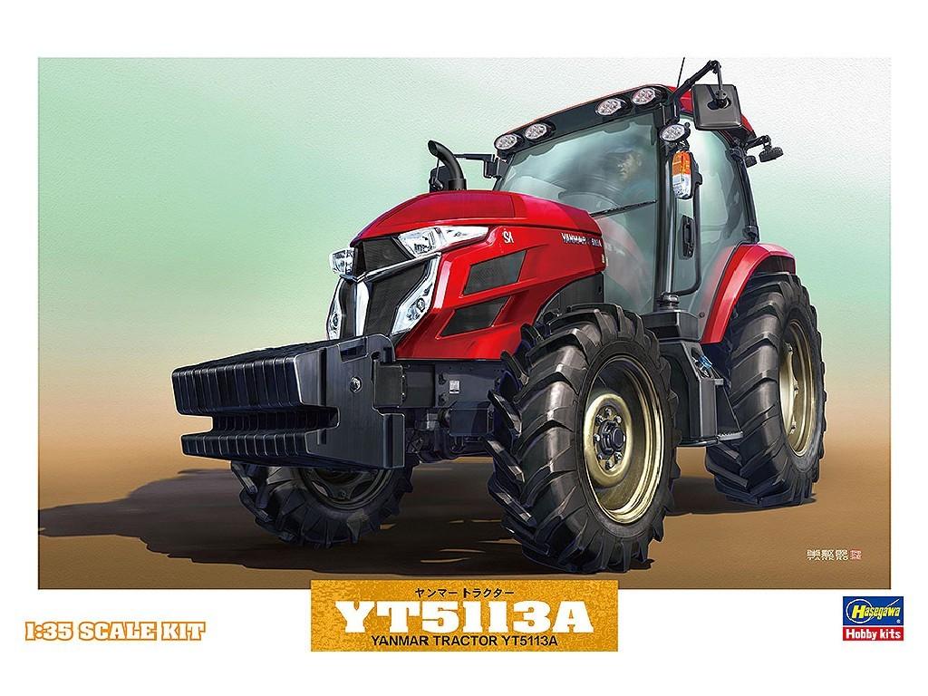 1/35 WM05 Yanmar Tractor YT5113A