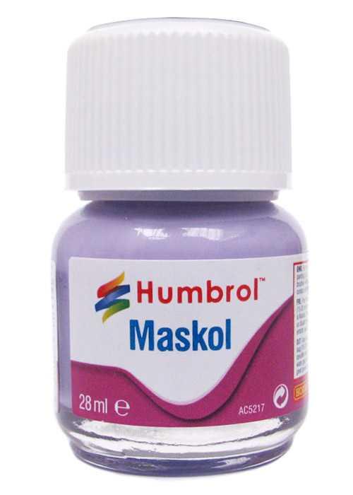 Humbrol Maskol AC5217 - kaučukový roztok 28ml láhev