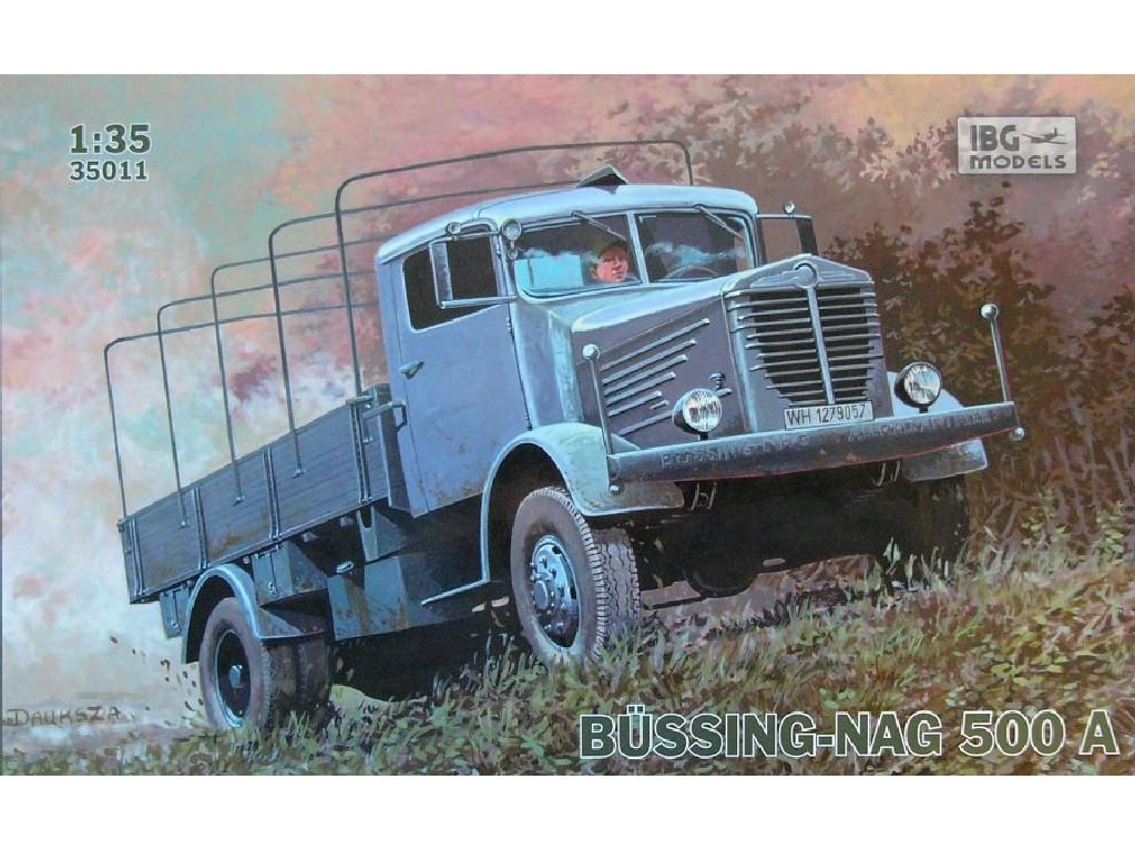 1/35 BÜSSING-NAG 500A