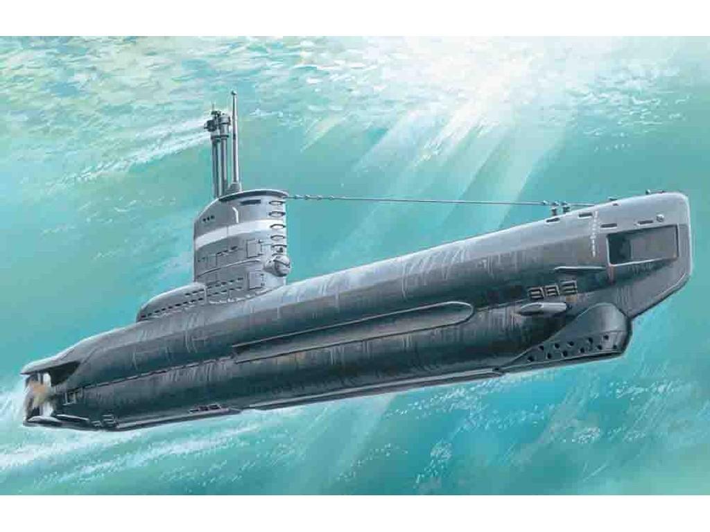 1/144 Plastikový model - U-Boot type XXIII