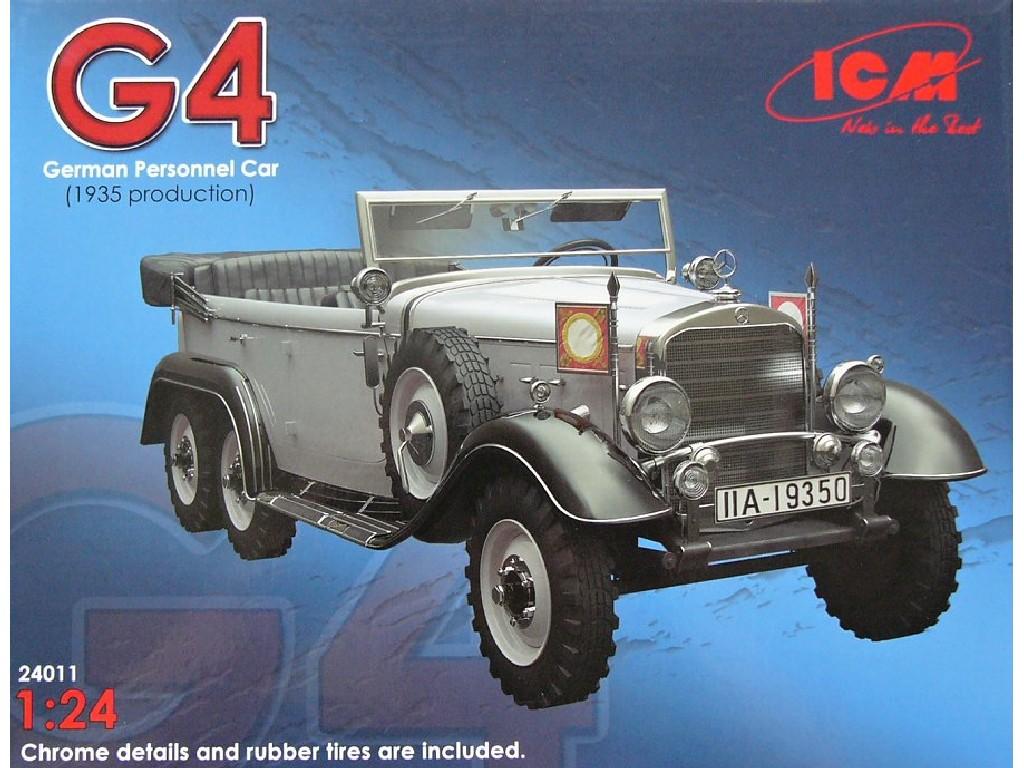 1/24 G4 (1935 production) German