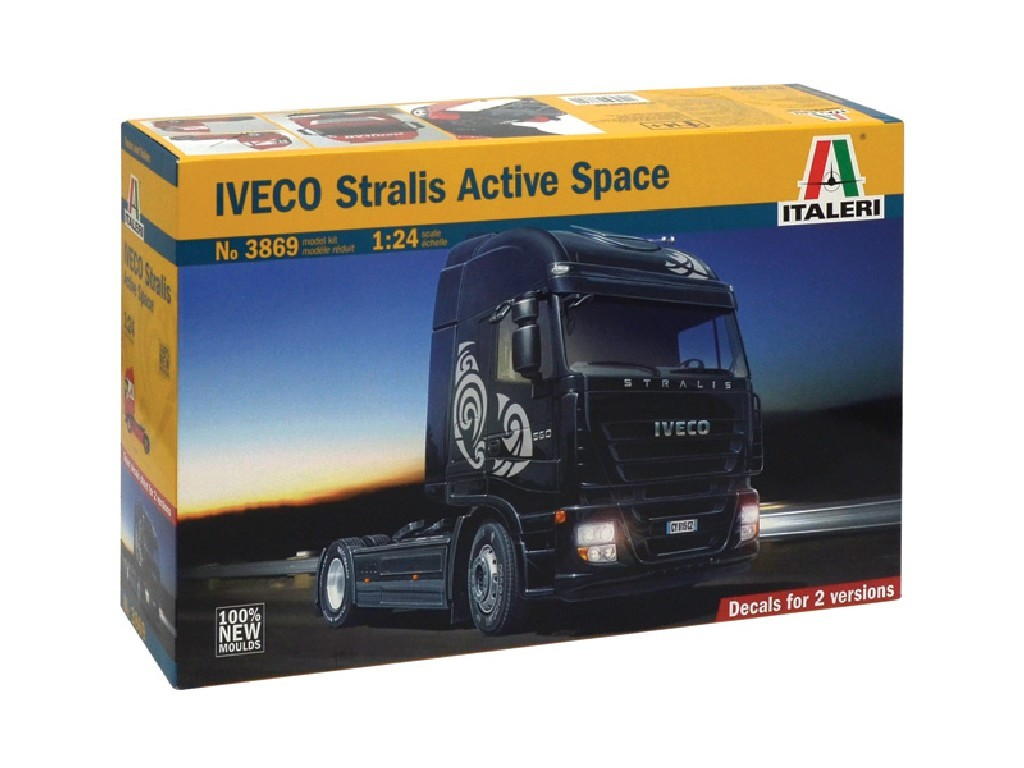 1/24 Iveco stralis active space