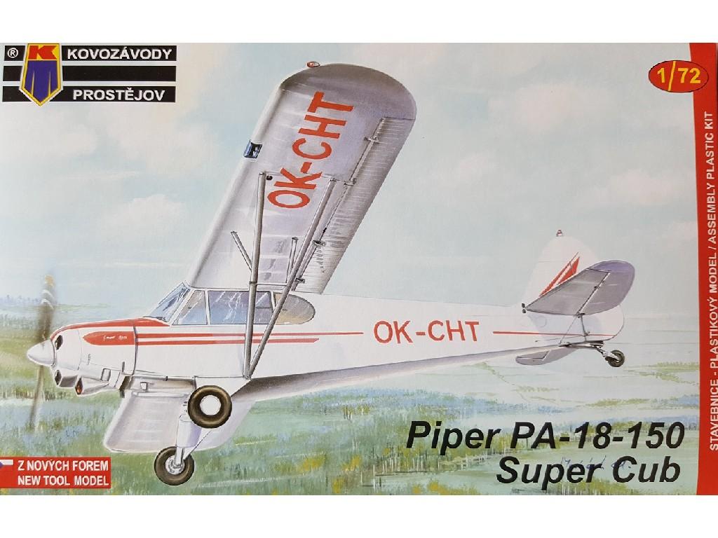 1/72 Piper PA-18-150 Super Cub reed.