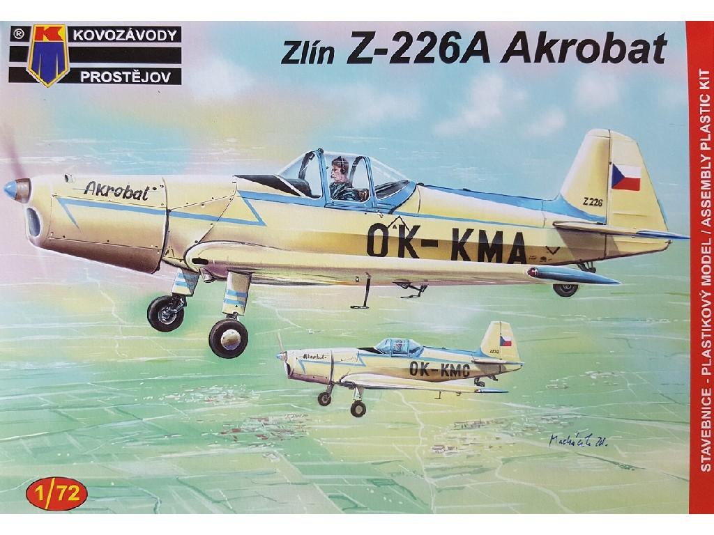 1/72 Zlin Z-226A Akrobat