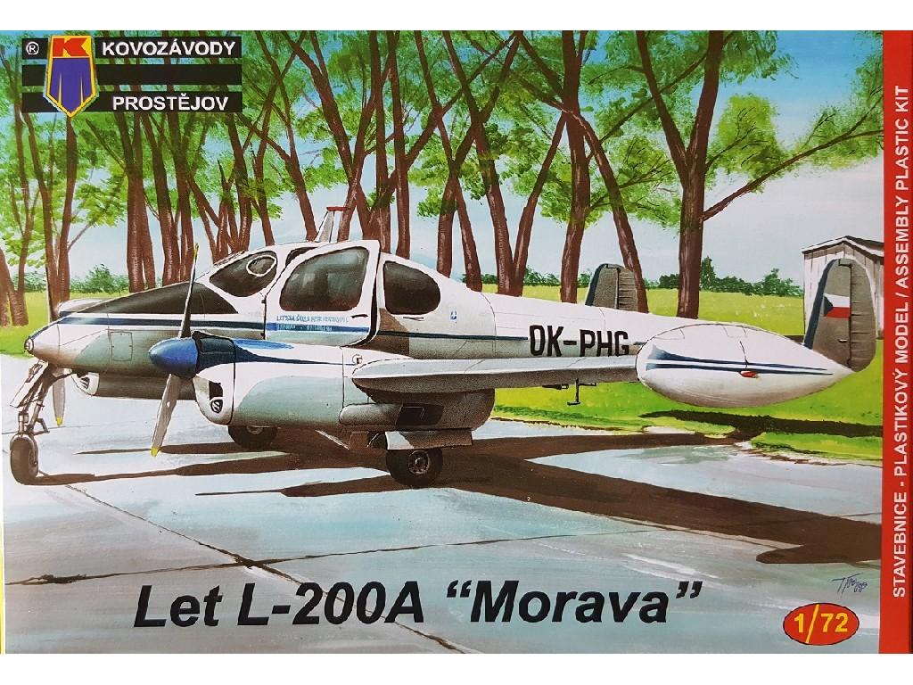 1/72 Let L-200A Morava