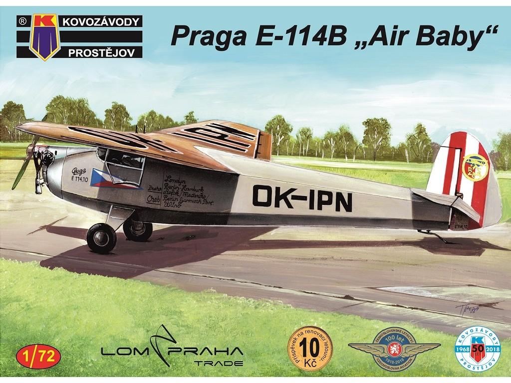 1/72 Praga E-144B Air Baby