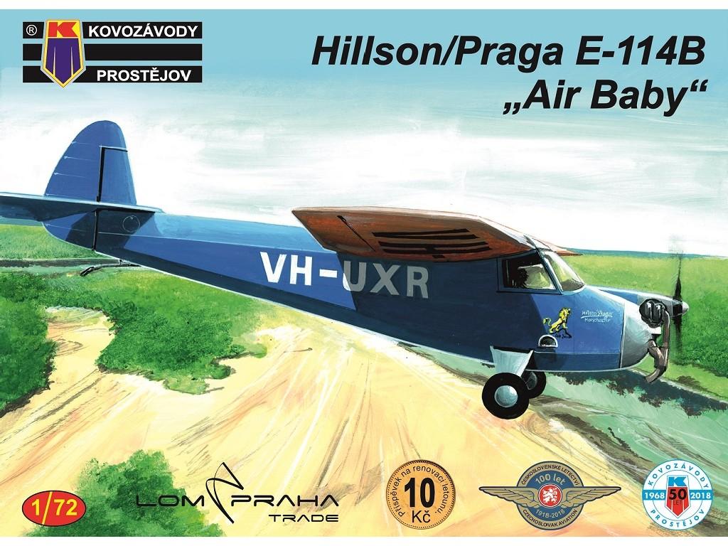 1/72 Hillson E-114B Air Baby