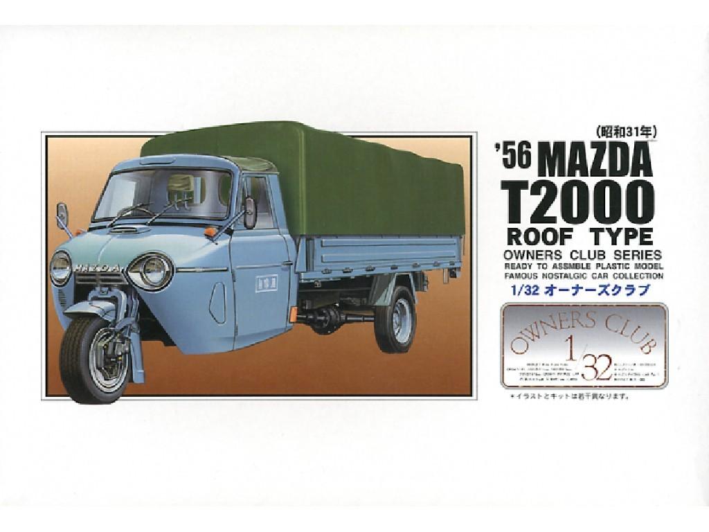 1/32 Mazda T2000
