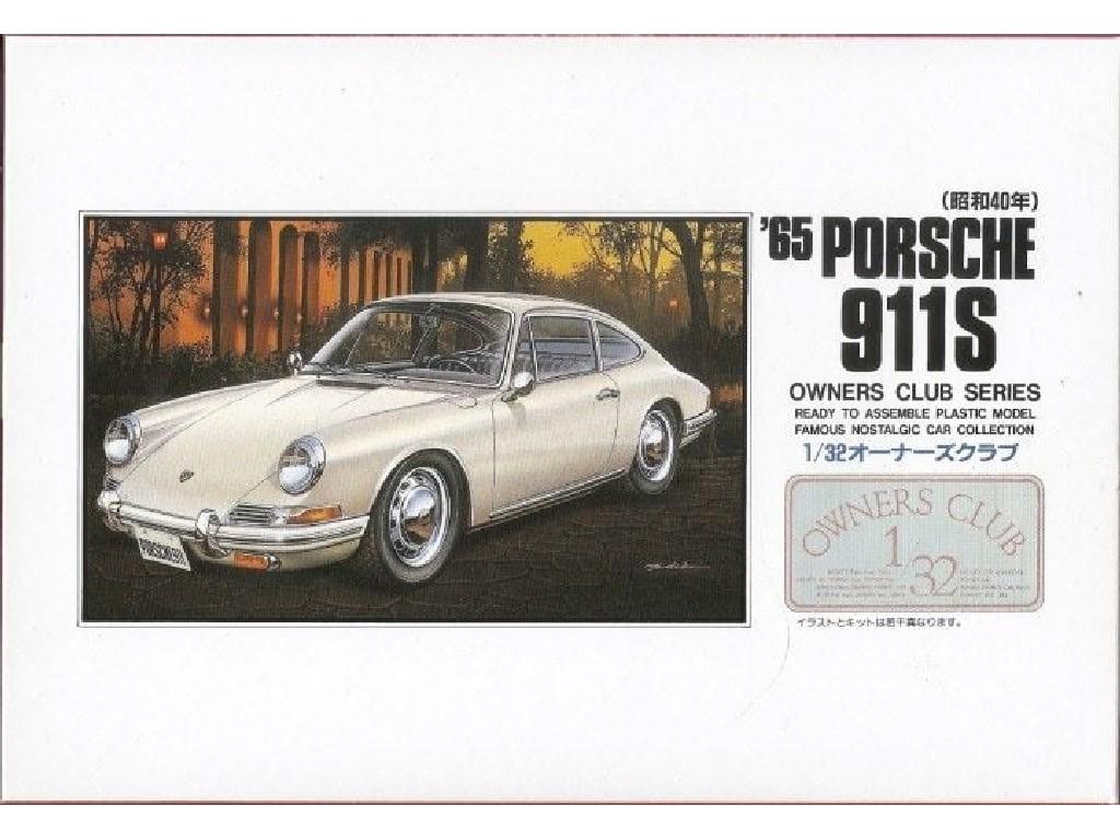1/32 Porsche 911S