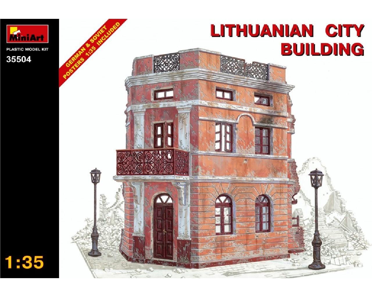 1/35 Lithuanian  City  Building