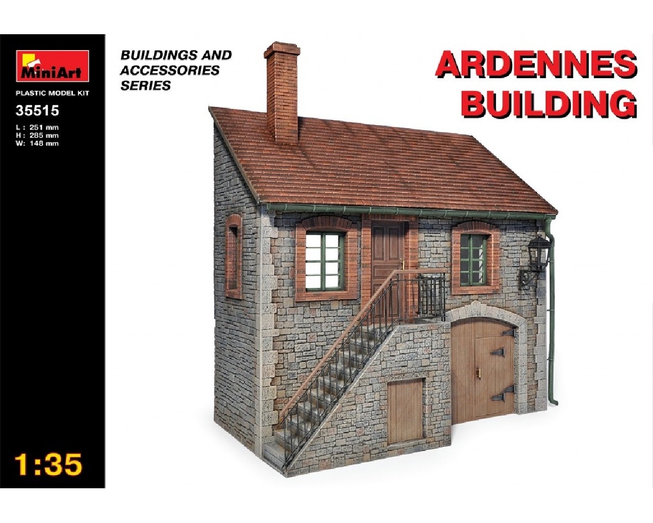 1/35 Ardennes Building