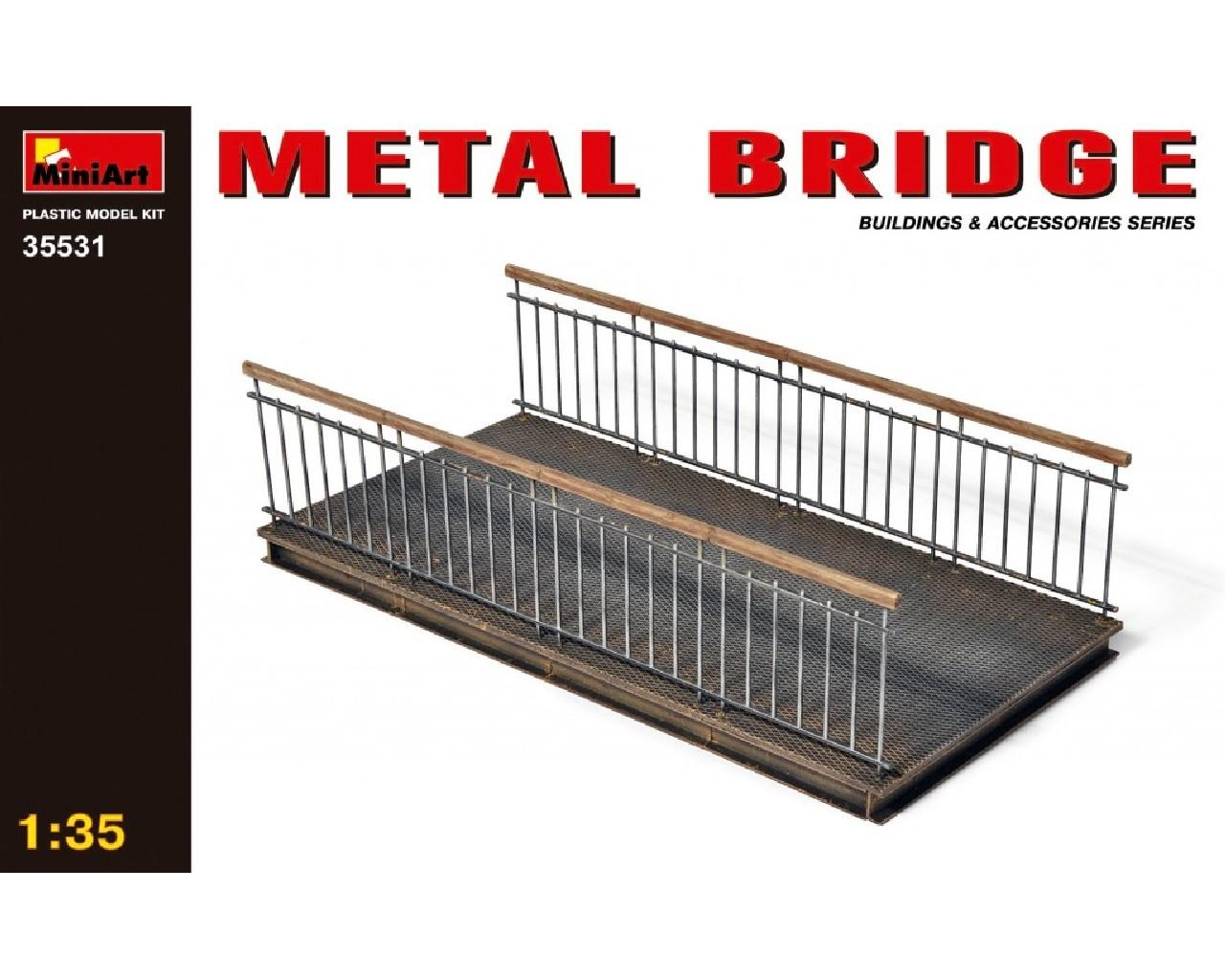 1/35 Metal Bridge