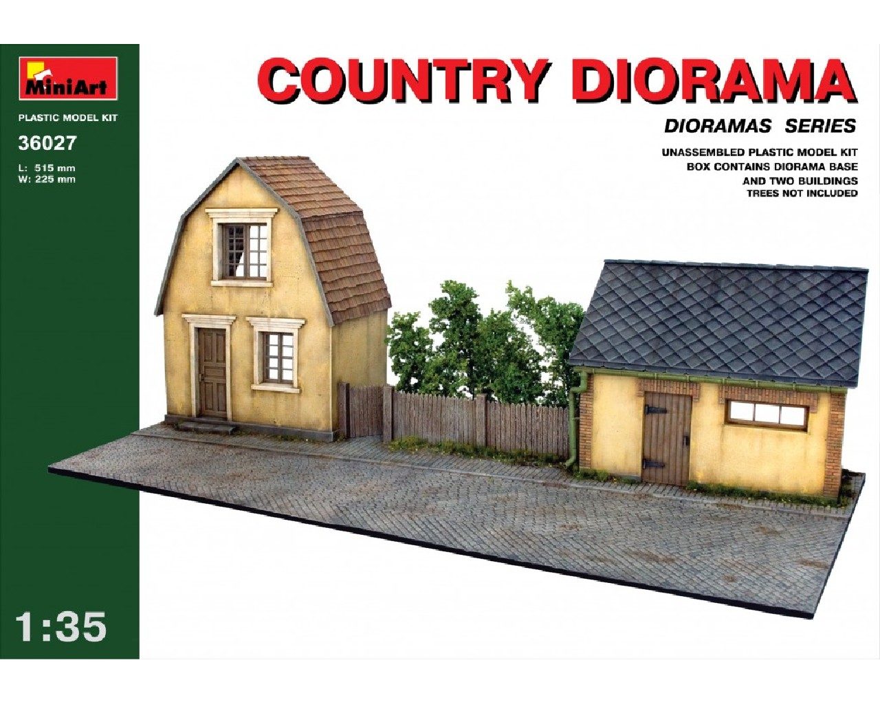 1/35 Country Diorama