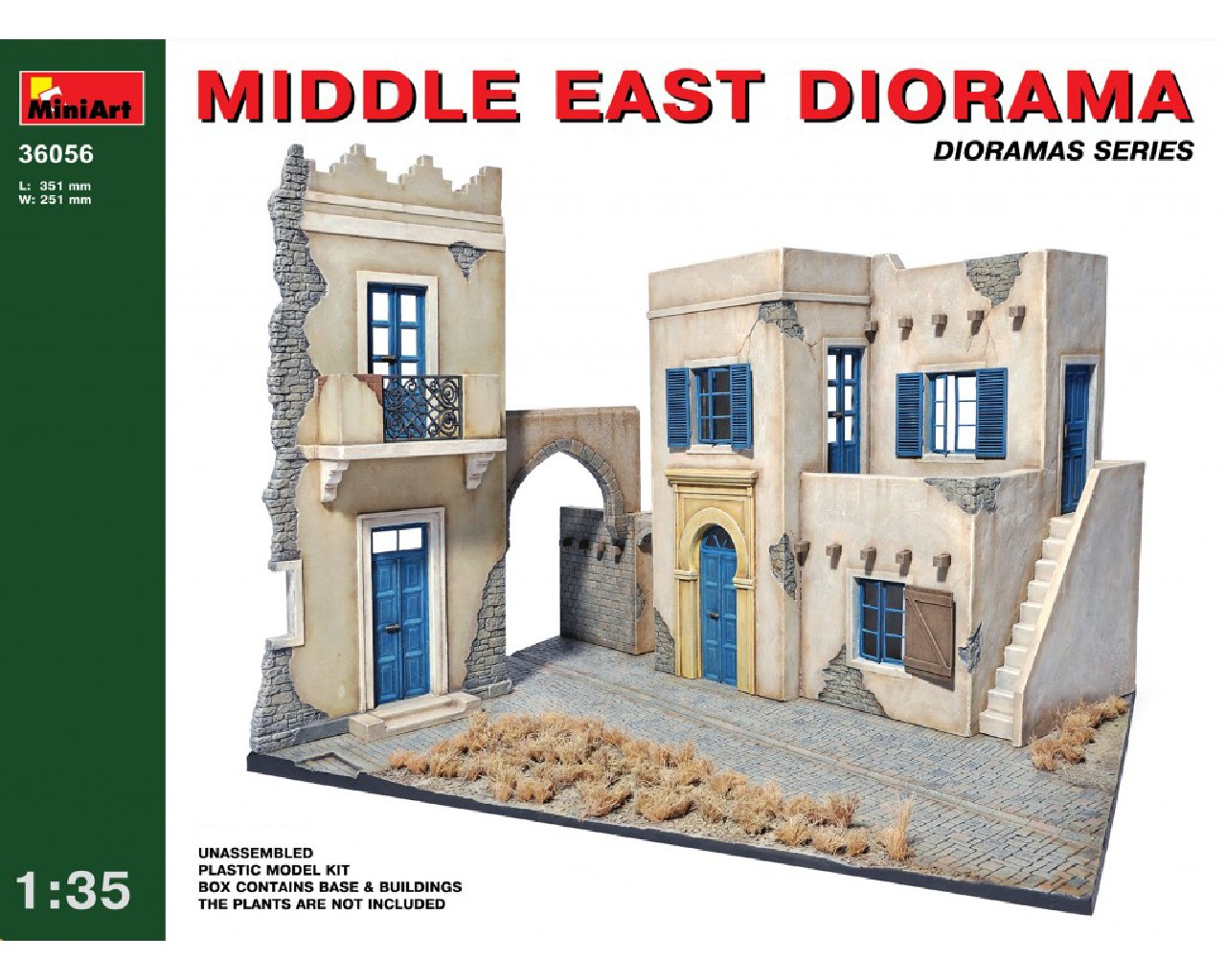 1/35 Middle East Diorama