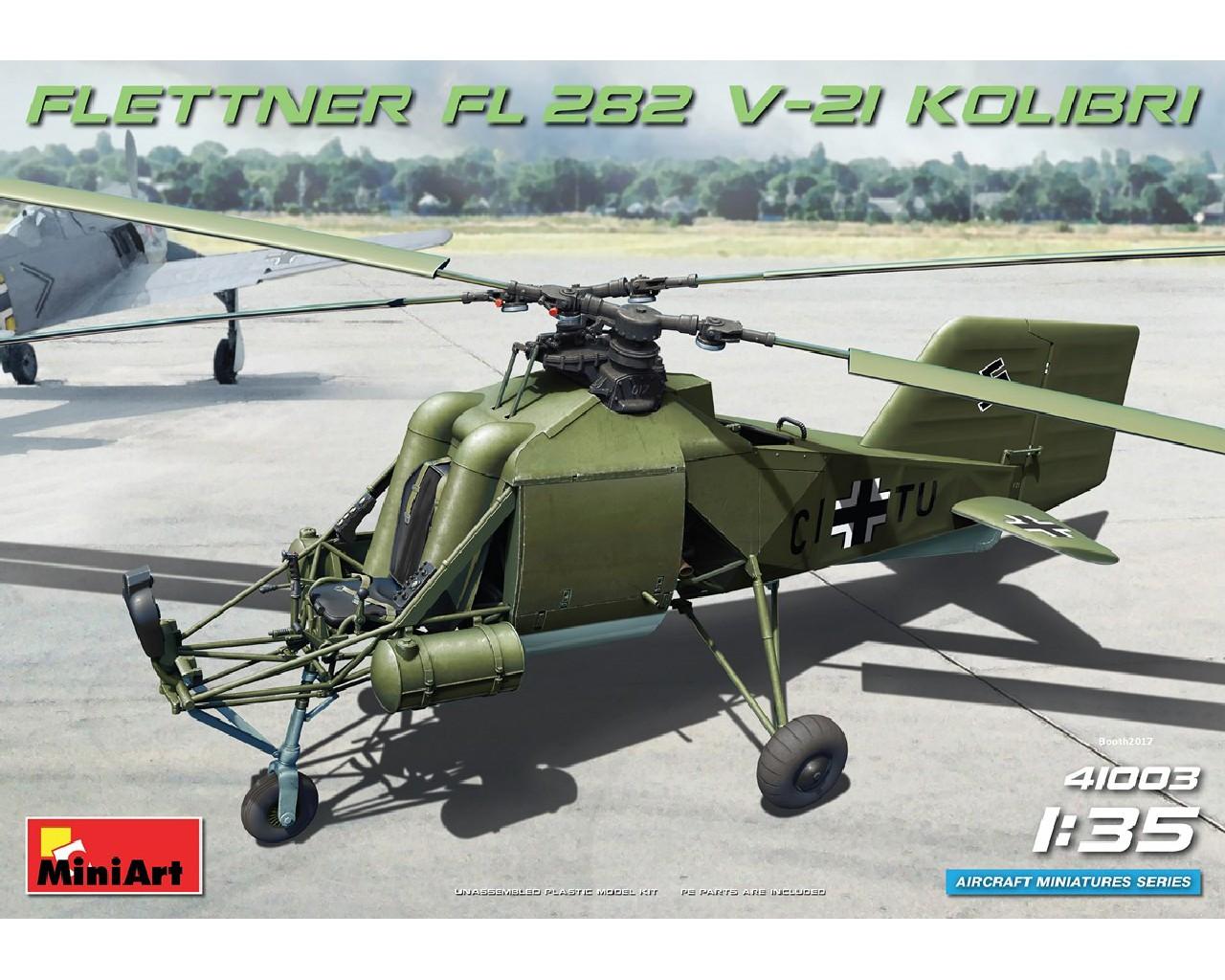1/35 Flettner Fl 282 V-21 Kolibri