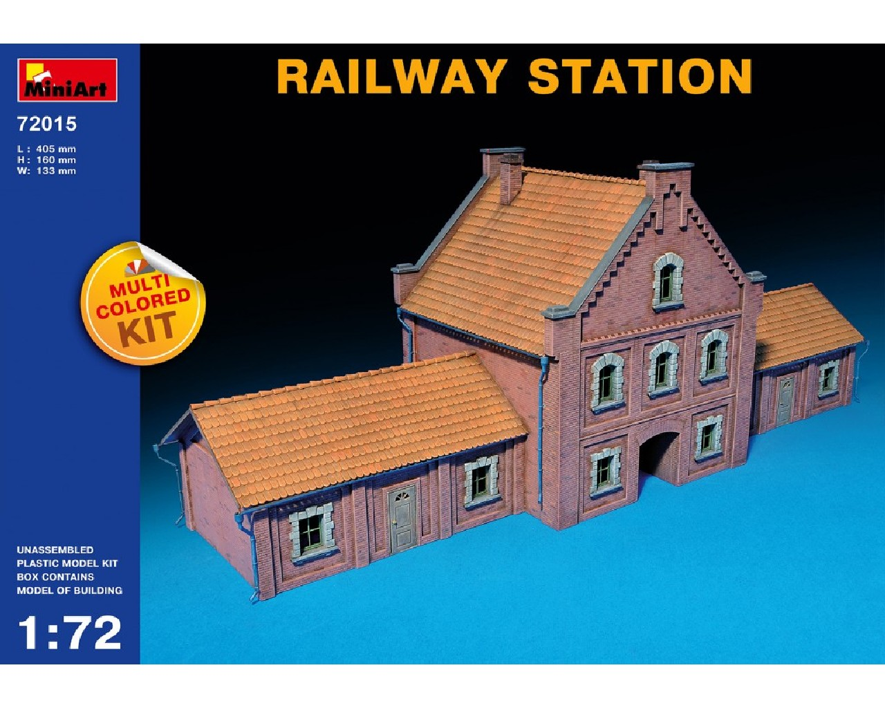 1/72 Railway Station