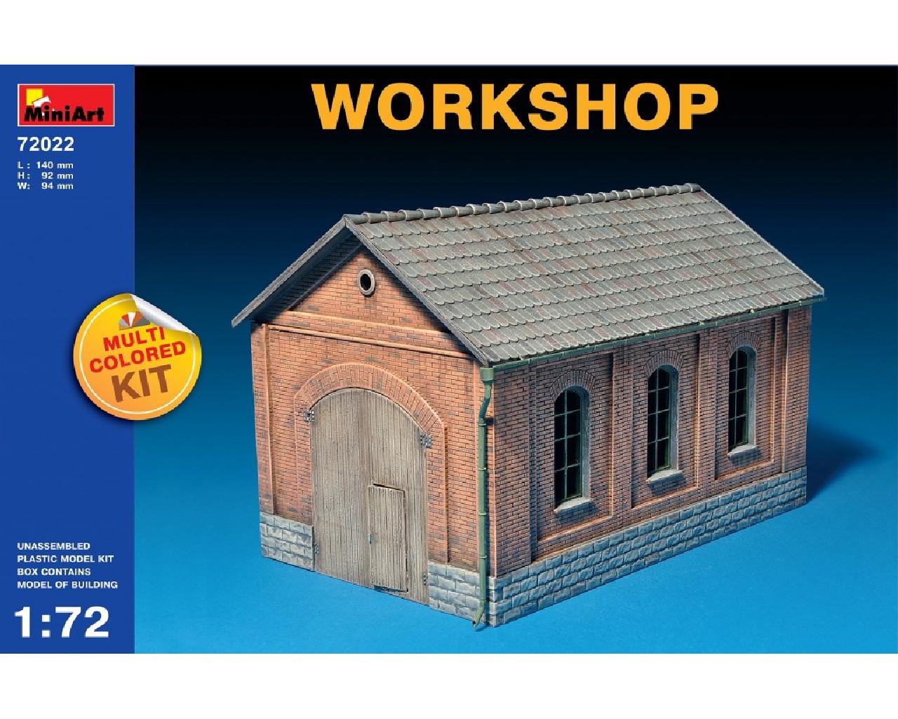 1/72 Workshop