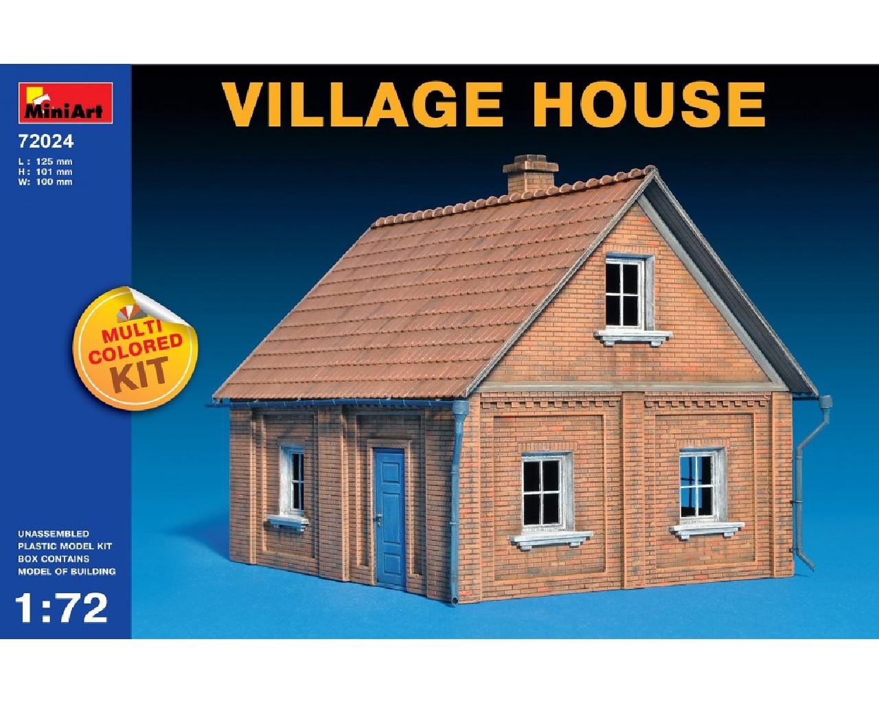 1/72 Village House