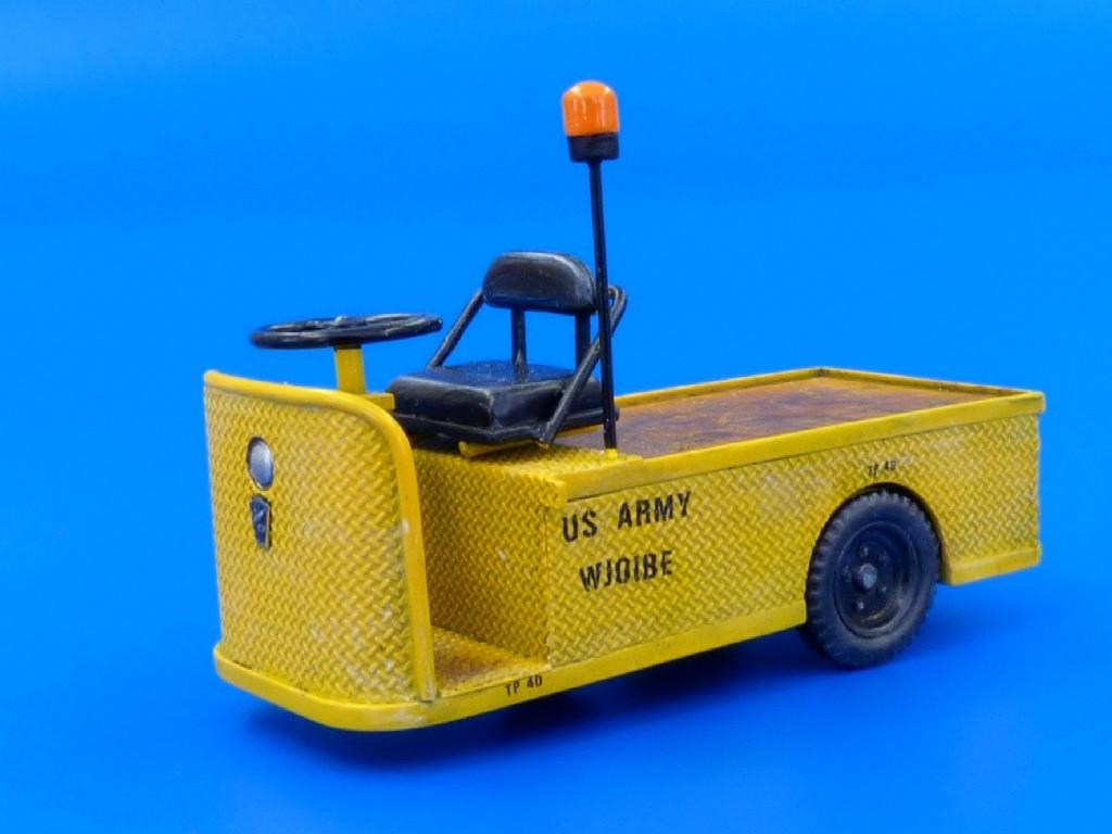 1/35 Americký elektrický vozík