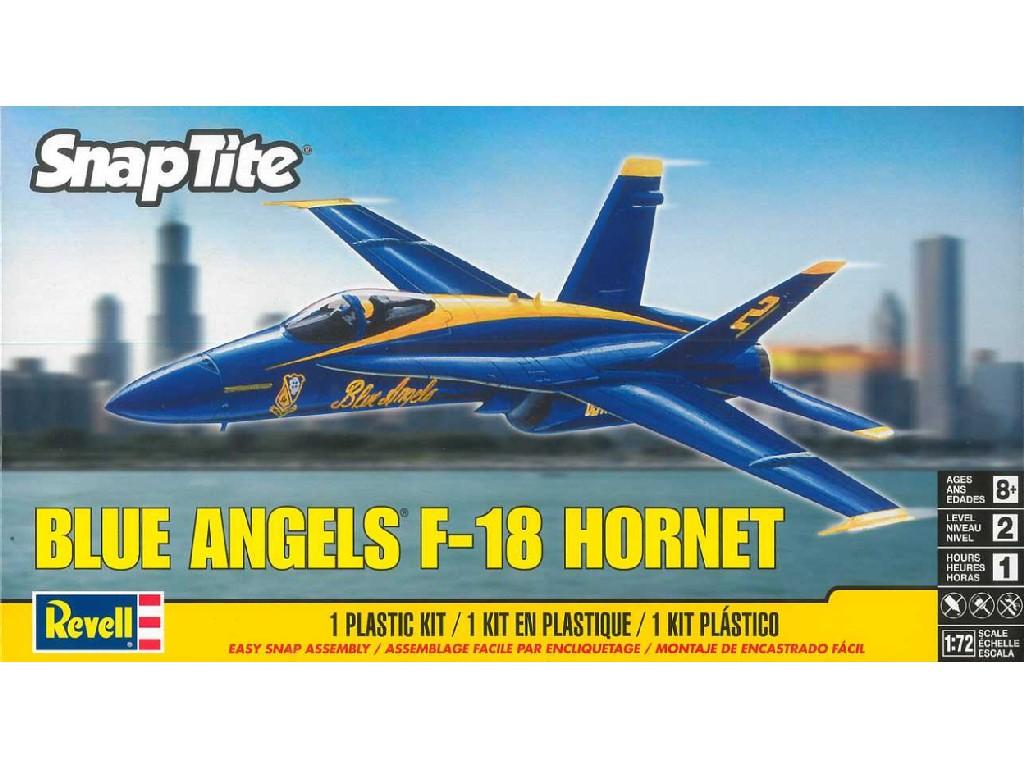 1/72 F-18 Blue Angels