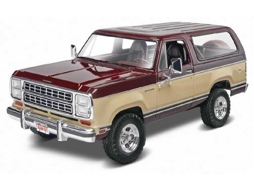 1/24 1980 Dodge Ramcharger