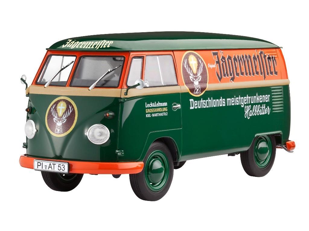 1/24 VW T1 Transporter (Kastenwagen)