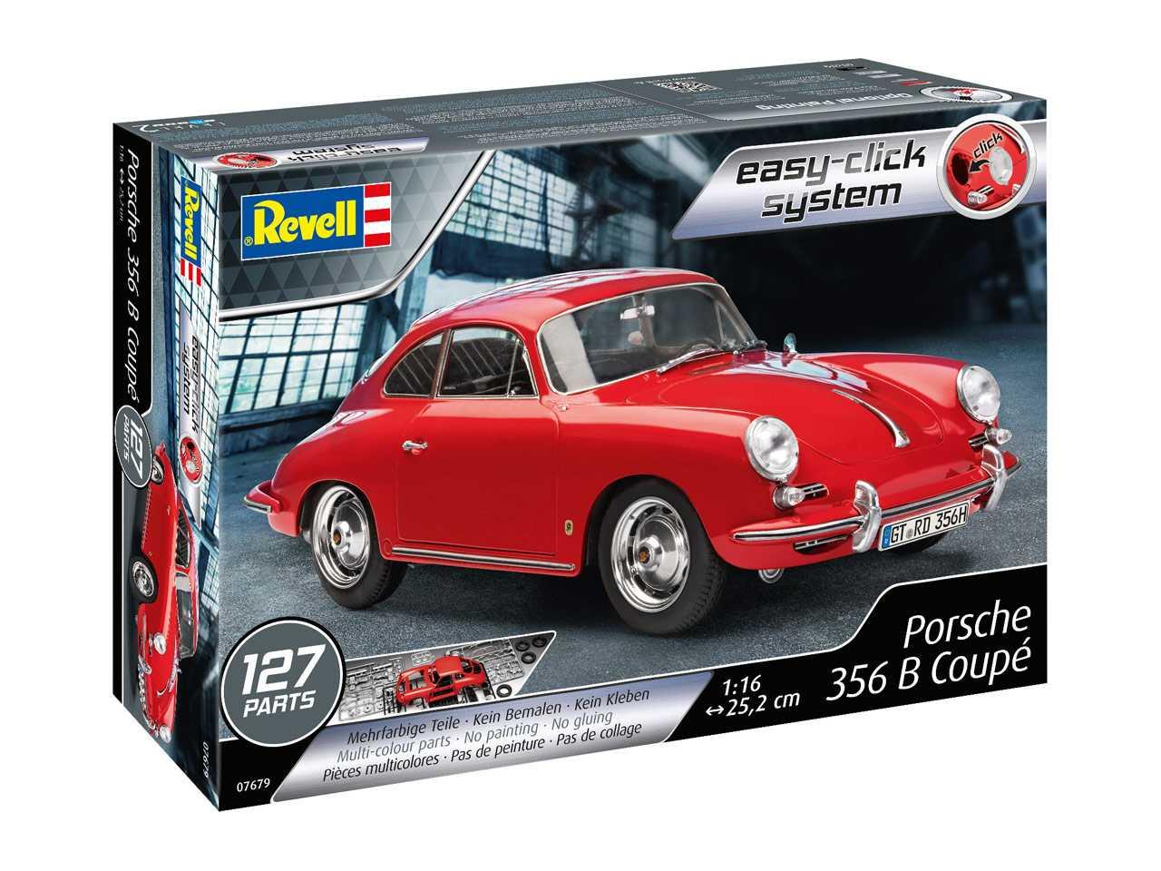 1/16 Porsche 356 B Coupe