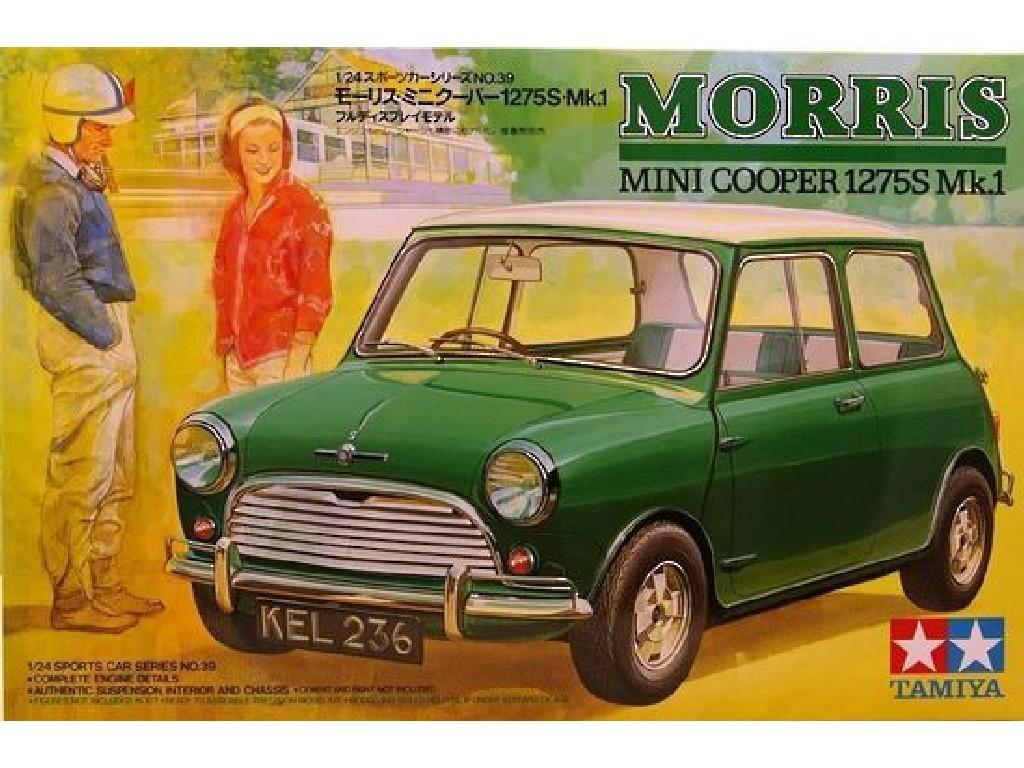 1/24 Mini Cooper Morris