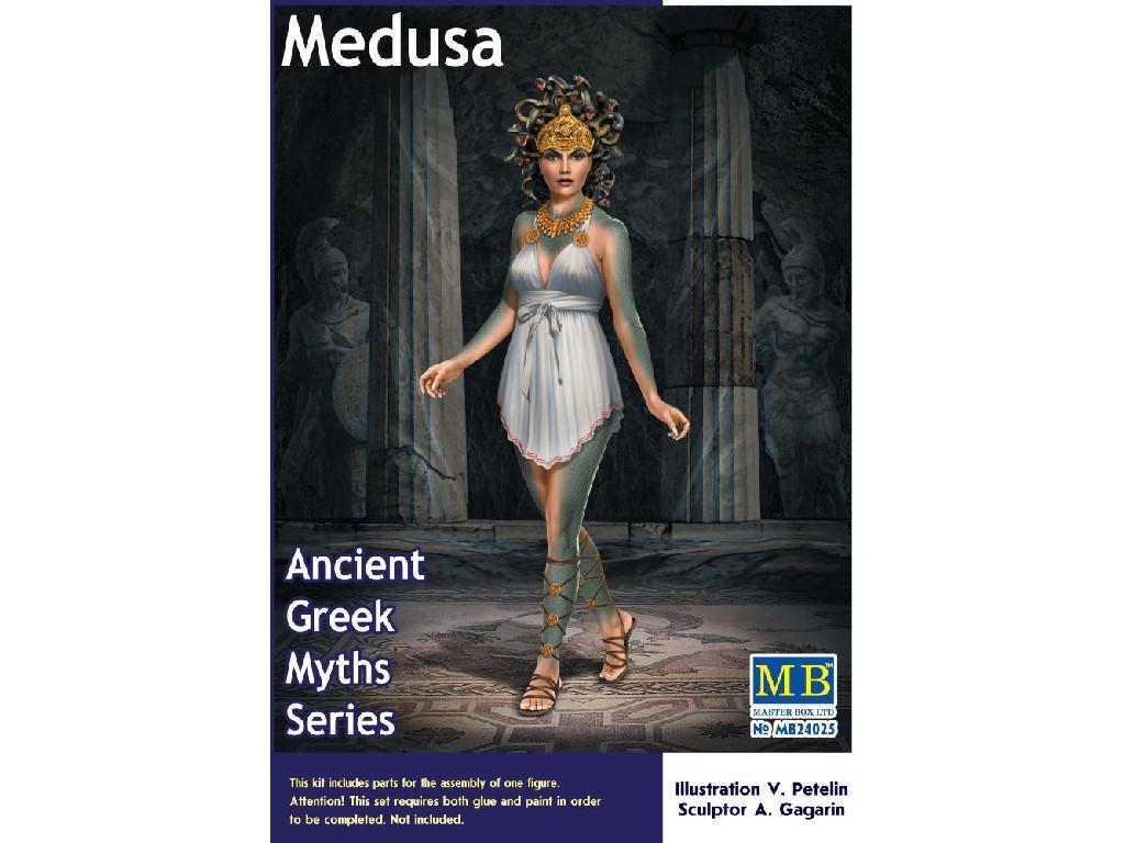 1/24 Ancient Greek Myths Series - Medusa