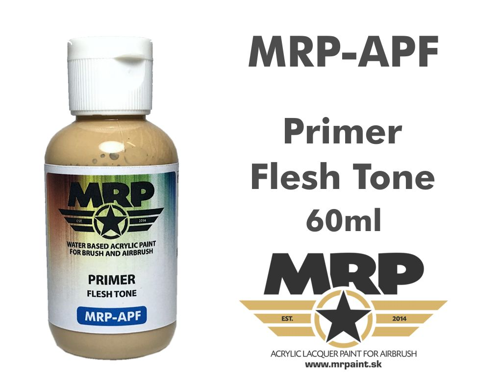 MR.Paint APF Primer Aqua Flesh Stone 60ml