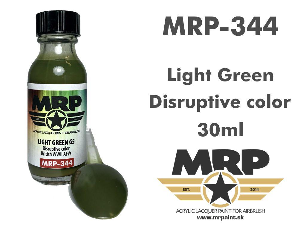 MR.Paint 344 Light Green G5