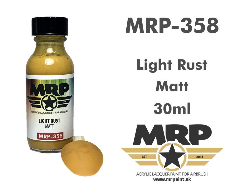 MR.Paint 358 Light Rust (Matt)