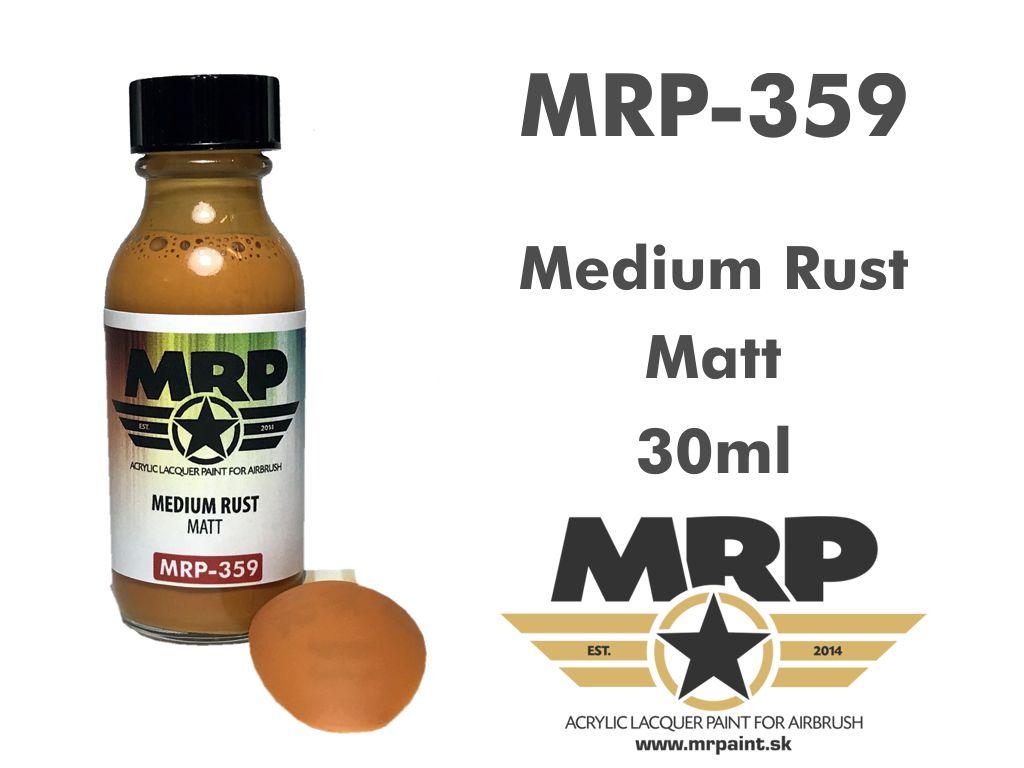 MR.Paint 359 Medium Rust (Matt)