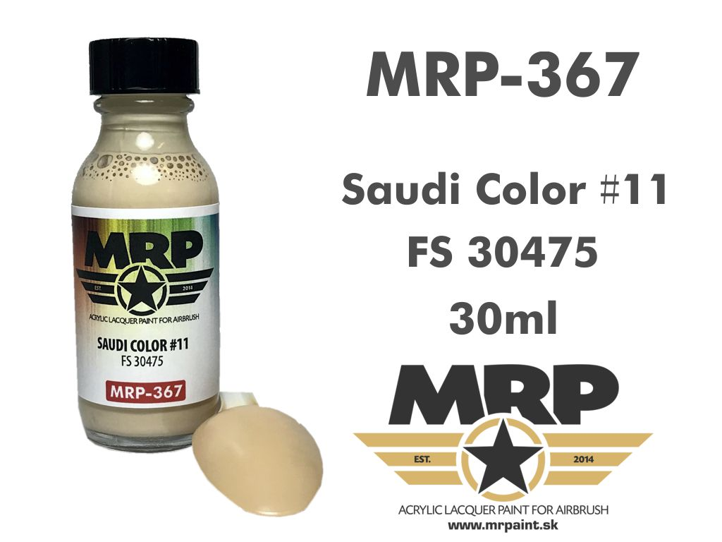 MR.Paint 367 Saudi Color #11 (FS 30475)