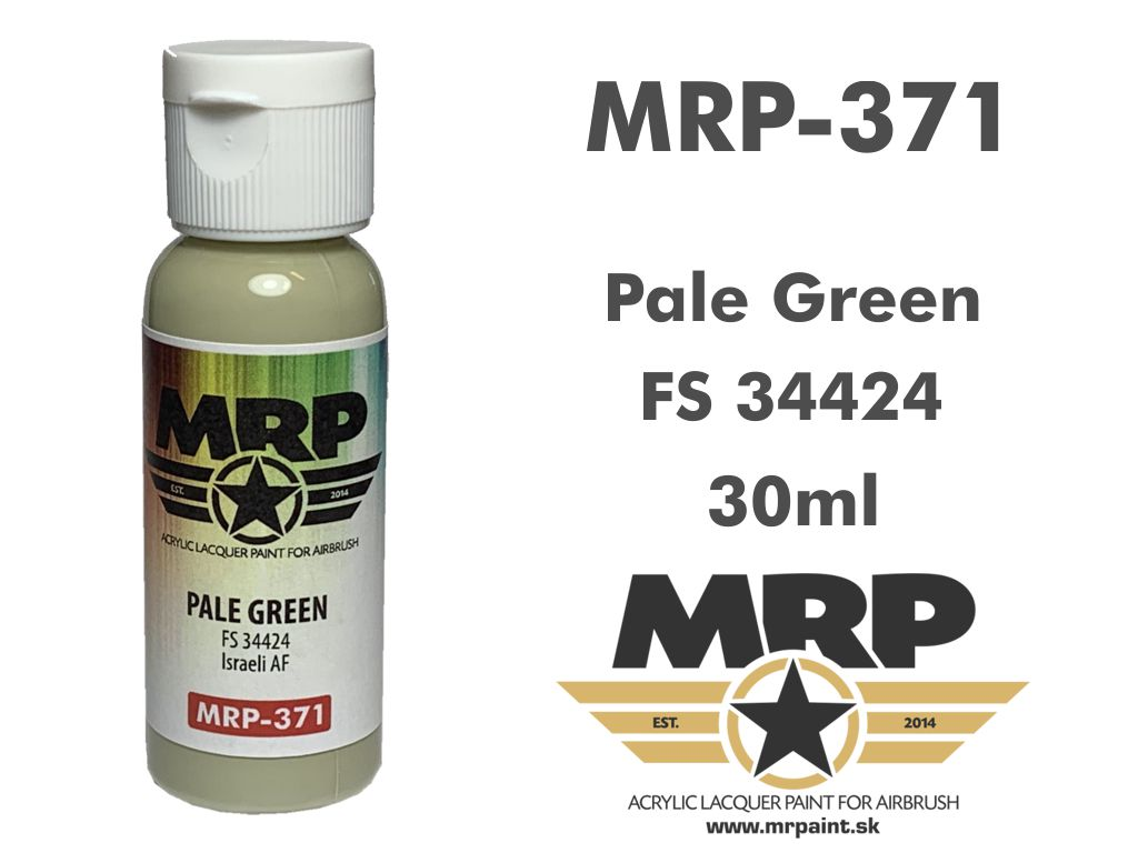 MR.Paint 371 Pale Green FS34424