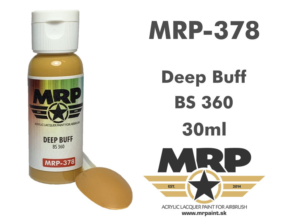 MR.Paint 378 Deep Buff BS360