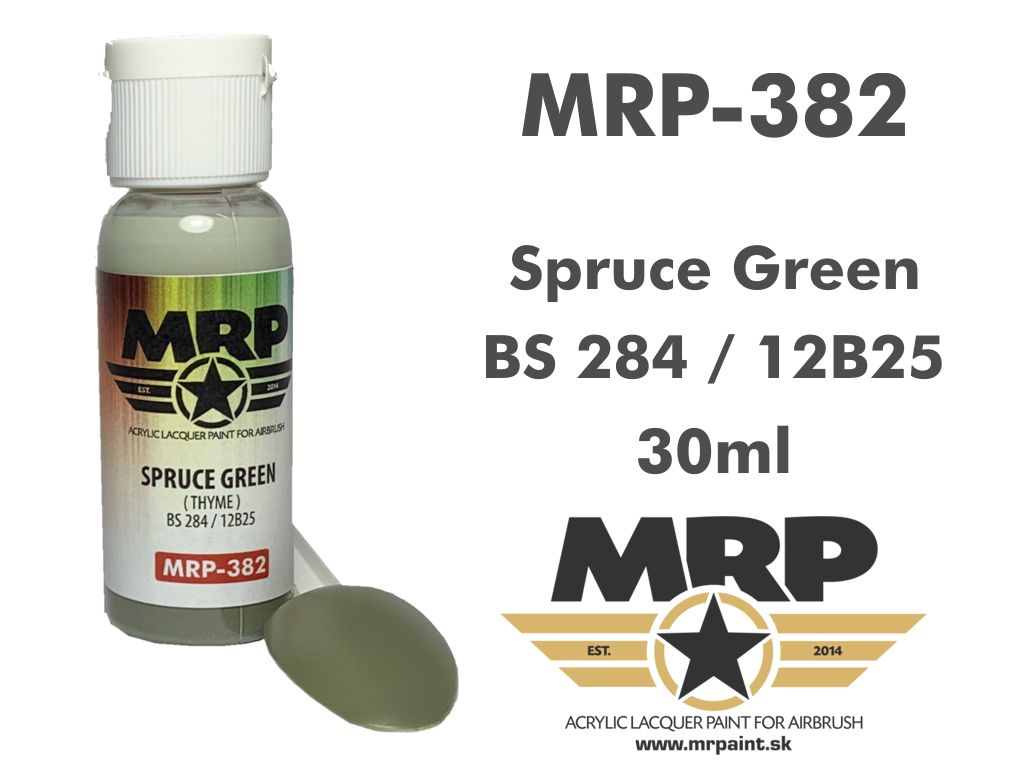 MR.Paint 382 Spruce Green BS284