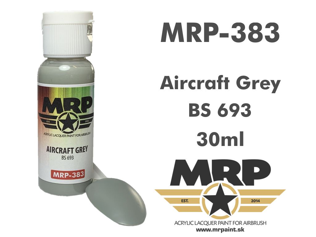 MR.Paint 383 Aircraft Grey BS693